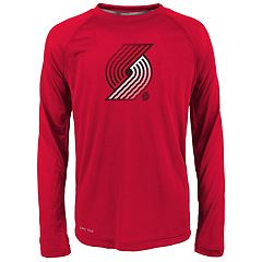 Boys 8-20 Portland Trail Blazers Motion Offense Tee