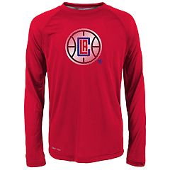 Boys 8-20 Los Angeles Clippers Motion Offense Tee