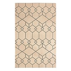 Mohawk® Home Loft Interlocking Blocks EverStrand Geometric Rug