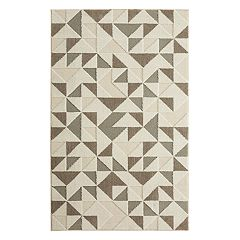 Mohawk® Home Loft Modern Triangles EverStrand Geometric Rug