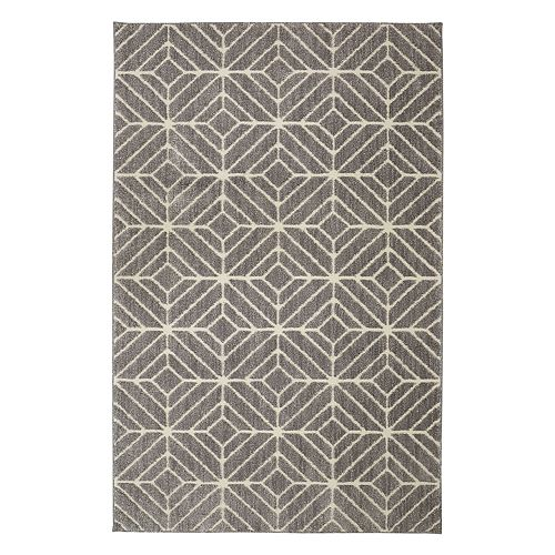 Mohawk® Home Loft Quilted Geo EverStrand Geometric Rug