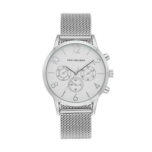Van Heusen Men's Mesh Watch - VAN8178KL