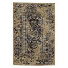 Mohawk® Home Providence Kezar EverStrand Framed Medallion Rug