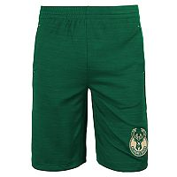 Boys 8-20 Milwaukee Bucks Free Throw Shorts