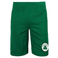 Boys 8-20 Boston Celtics Free Throw Shorts