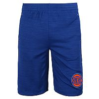 Boys 8-20 New York Knicks Free Throw Shorts