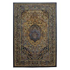 Mohawk® Home Providence Mosher EverStrand Framed Floral Rug