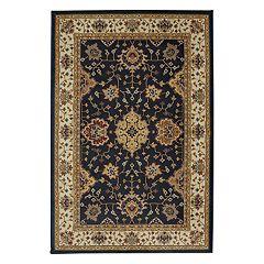 Mohawk® Home Providence Rockefeller EverStrand Framed Floral Rug