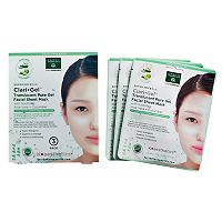 Earth Therapeutics Aloe Vera & Cucumber Moisturizing Gel Face Mask