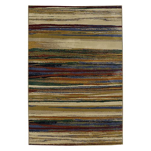 Mohawk® Home Savannah Warren EverStrand Striped Rug