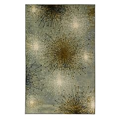 Mohawk® Home Strata Allium Wear-Dated Abstract Rug