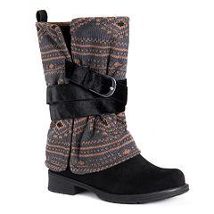 MUK LUKS Nikita Women's Water Resistant Winter Boots