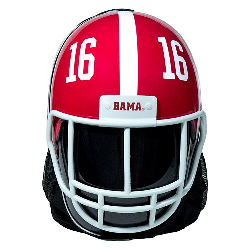Alabama Crimson Tide Helmet Hardshell Backpack