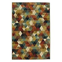 Mohawk® Home Studio Diamonte EverStrand Geometric Rug