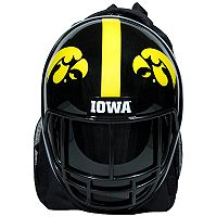 Iowa Hawkeyes Helmet Hardshell Backpack