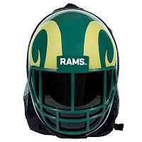 Colorado State Rams Helmet Hardshell Backpack