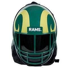 Colorado State Rams Helmet Hardshell Backpack