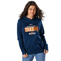 Women's Majestic Houston Astros 2017 MLB Playoffs Participant Hoodie