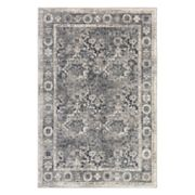 Mohawk® Home Studio Fair Point EverStrand Framed Floral Rug