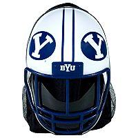 BYU Cougars Helmet Hardshell Backpack