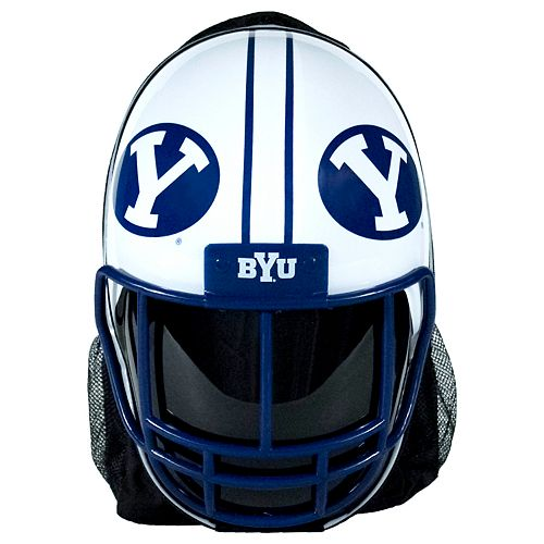 BYU Cougars Helmet Hardshell Backpack