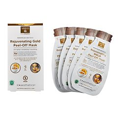 Earth Therapeutics Rejuvenating Gold Peel-Off Face Mask