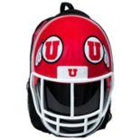 Utah Utes Helmet Hardshell Backpack