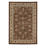 Mohawk® Home Studio Fallon EverStrand Framed Floral Rug