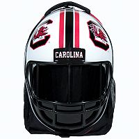 South Carolina Gamecocks Helmet Hardshell Backpack