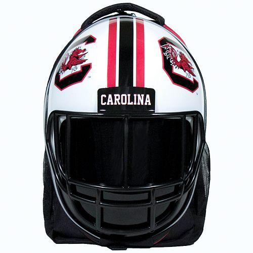 South Carolina Gamecocks Helmet Hardshell Backpack