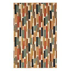 Mohawk® Home Studio Festoon EverStrand Geometric Rug