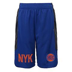 Boys 8-20 New York Knicks Jump Ball Shorts
