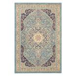 Mohawk® Home Studio Gallatin EverStrand Framed Floral Rug