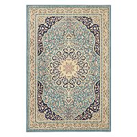 Mohawk® Home Studio Gallatin EverStrand Framed Floral Rug