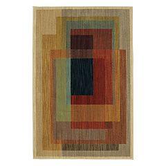 Mohawk® Home Studio Illusion EverStrand Geometric Rug