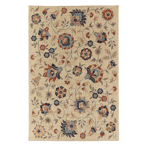 Mohawk® Home Studio Jacqueline EverStrand Floral Rug