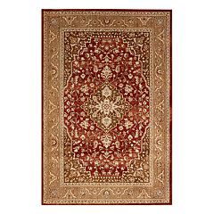 Mohawk® Home Studio Kham EverStrand Framed Floral Rug