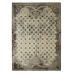 Mohawk® Home Studio Lakeside Cottage by Patina Vie EverStrand Framed Tile Rug