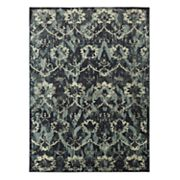 Mohawk® Home Studio Luminous by Patina Vie EverStrand Floral Rug