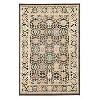 Mohawk® Home Studio Mechi EverStrand Framed Floral Rug