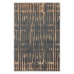 Mohawk® Home Studio Overlapping EverStrand Striped Rug