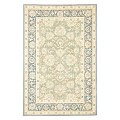 Mohawk® Home Studio Roe EverStrand Framed Floral Rug