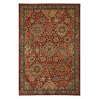 Mohawk® Home Studio Salween EverStrand Framed Floral Rug