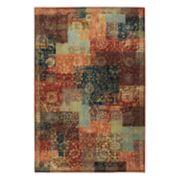 Mohawk® Home Studio Sinja EverStrand Floral Patchwork Rug