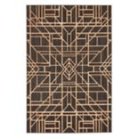 Mohawk® Home Studio Sketchy EverStrand Geometric Rug