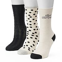 Women's SONOMA Goods for Life™ 3 pk