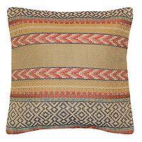Spencer Home Decor Alhandra Striped Throw Pillow