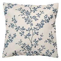Spencer Home Decor Baby Buttons Floral Throw Pillow