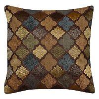 Spencer Home Decor Cathedral Quatrefoil Throw Pillow