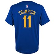Boys 8-20 Golden State Warriors Klay Thompson Player Name & Number Replica Tee